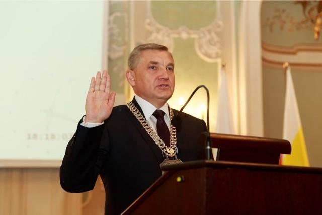 Prezydent Białegostoku Tadeusz Truskolaski będzie rządził miastem trzecią kadencję.