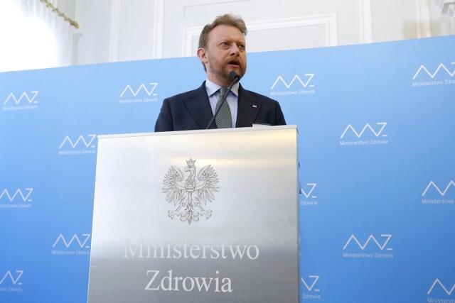 Jest szansa na otwarcie sanatoriów i uzdrowisk - zapowiedział  minister zdrowia Łukasz Szumowski