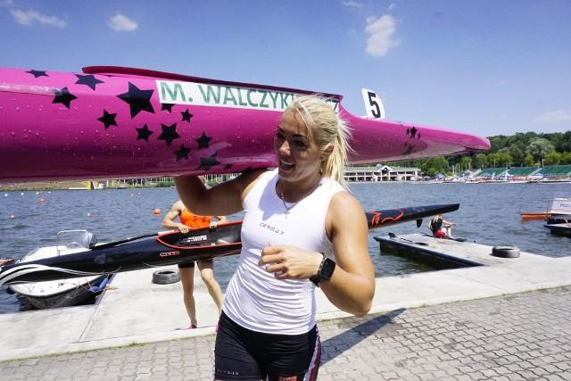 Wicemistrzyni olimpijska w kajakarstwie, Marta Walczykiewicz, w sobotę i niedzielę nie wystartuje na Malcie, ale będzie ją tam można spotkać, ponieważ kaliszanka w Poznaniu przygotowuje się do MŚ w Portugalii