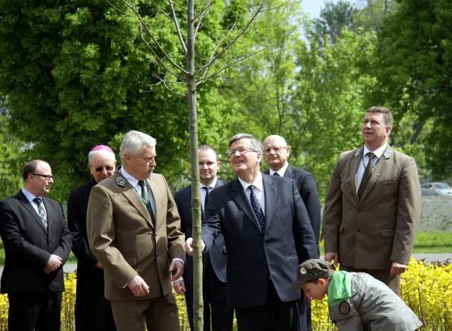 Prezydent Komorowski w Lublinie