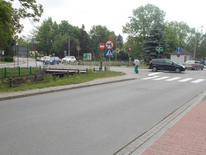 ul. Słowackiego (most na Bysince)