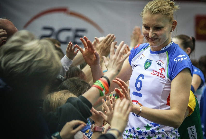 Anna Miros z PGE Atomu Trefla Sopot: Myślę, że wrócimy jeszcze do Szczecina