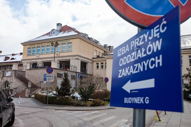 Liczba przypadków zachorowań w Małopolsce wzrosła do 1225 osób
