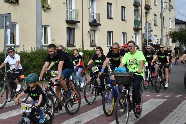 XIX Rodzinny rajd rowerowy w Bukownie