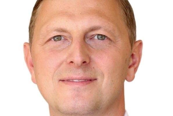 Rafał Krupa, dyrektor Szpitala Powiatowego imienia Jana Pawła II we Włoszczowie.