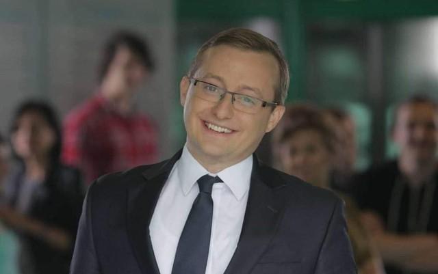 Nowy prezes Widzewa Mateusz Dróżdż