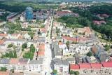 Inwestycja w centrum Gorzowie idzie pełną parą! Co się teraz dzieje na tym wielkim placu budowy?