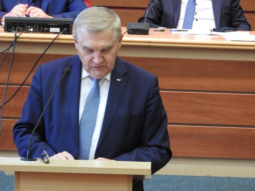 Prezydent Tadeusz Truskolaski podkreślał, że inwestycja jest...