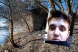 Zaginiecie Michała Rosiaka: Czy student wpadł ze skarpy do wody? Teren nad Wartą jest niebezpieczny