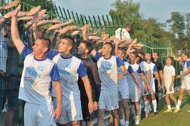 Kibice z Rzeszowa mieli powody, by gratulować swoim zawodnikom.