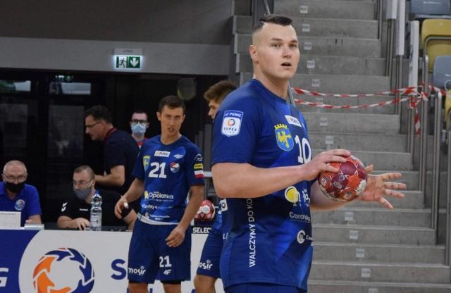 Jan Klimków i jego koledzy z Gwardii muszą szybko wyciągnąć wnioski z tego, co stało się z nimi w drugiej połowie meczu w Kaliszu.