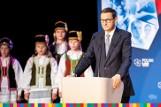 Premier RP Mateusz Morawiecki z wizytą w Podlaskiem. Szef rządu promuje Polski Ład (zdjęcia)