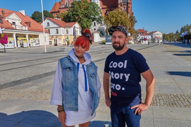 Ruda z Red Lips w programie Szalone fabryki polskiej muzyki! odwiedziła Podlasie