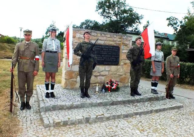 Przy tablicy upamiętniającej rozbicie więzienia w Starachowicach będzie pełniona warta honorowa