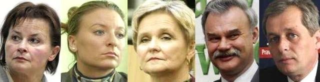 Sprawdziliśmy, jak z angielskim radzi sobie piątka opolskich kandydatów do Parlamentu Europejskiego: Danuta Jazłowiecka, Sandra Lewandowska, Apolonia Klepacz, Stanisław Rakoczy, Sławomir Kłosowski.