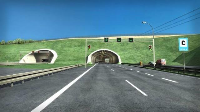 W ramach projektowanego odcinka przewiduje się wykonanie obiektów inżynierskich, w tym tunelu o długości ok. 2 km, sześciu estakad, dwóch wiaduktów nad S19, bezkolizyjnego przejazdu w ciągu DK19, trzech przejść dla zwierząt i jednego przejazdu pod S19.