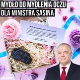 """Greenpeace wysyła węglowe mydełka """"do mydlenia oczu"""" dla ministra Sasina i związkowców. """"Umowa społeczna to nierealistyczne porozumienie"""""""