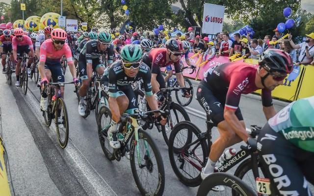 Tour de France i mistrzostwa Polski przełożone. Co z TdP?