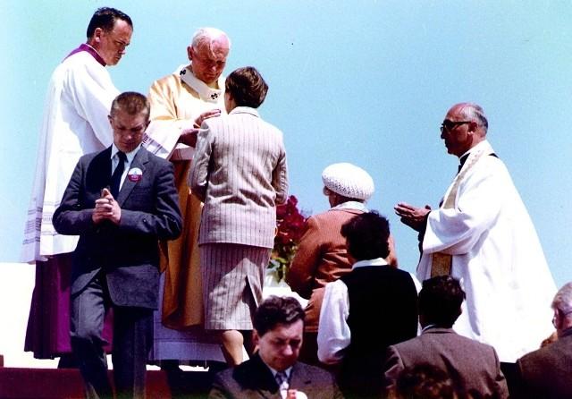 Jan Paweł II 38 lat temu był w Poznaniu