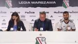 Czesław Michniewicz przed rewanżem Legii Warszawa z FK Bodø/Glimt: Chcemy zagrać według własnych zasad