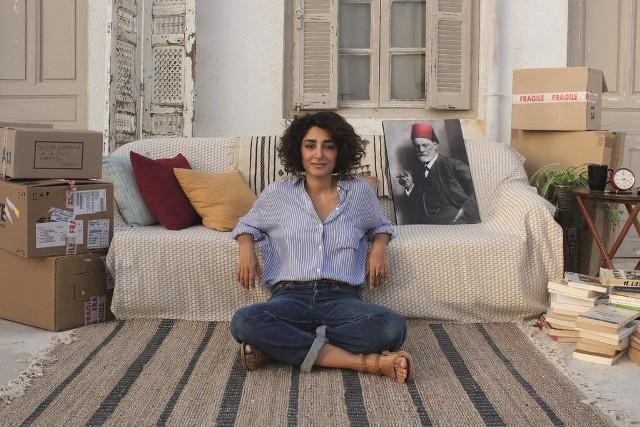"""Scena z filmu """"Arab Blues"""""""