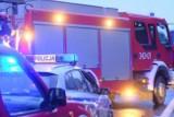 Śmiertelny wypadek w Janocinie pod Kruszwicą. DK 62 zablokowana