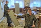 Koronawirus. Żołnierze z Opola pomagają w domach pomocy społecznej i zakładach opiekuńczo-leczniczych