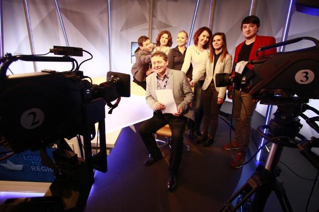 TVP3 Łódź zaprezentowała nową ramówkę telewizyjną. Łódzkie Wiadomości Dnia o nowej porze