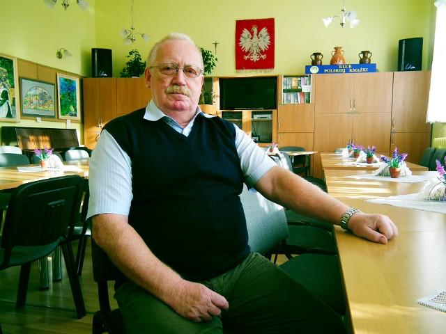 Jacek Leśny, wiceprezes poznańskiego oddziału Związku Nauczycielstwa Polskiego