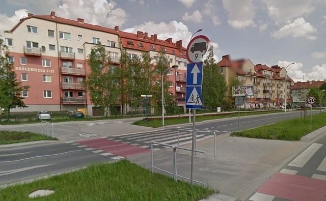 maślice, królewiecka, Wrocław