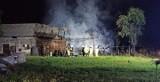 Wielmoża. Nocą paliły się zabudowania gospodarskie. Spaliła się stodoła, rano straż wezwano na dogaszanie