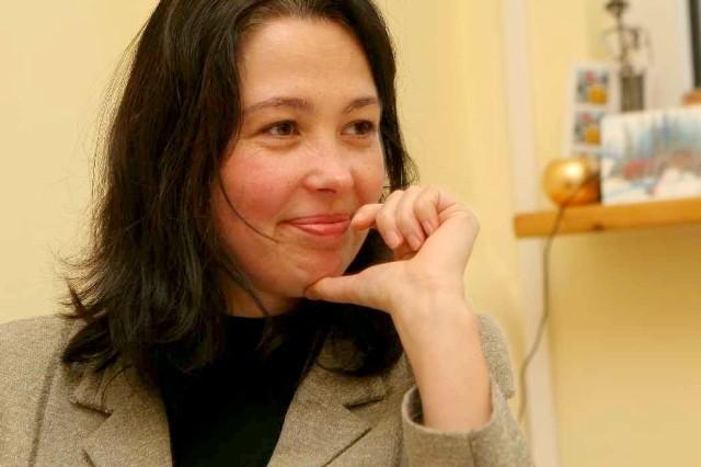 Barbara Michalska jest jednym z dwóch naczelników, którzy dostali najwyższe nagrody, czyli 2,5 tys. złotych brutto.