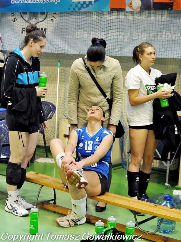Siatkówka. II liga play off.  Zawisza vs Piast SzcSiatkówka. II liga play off.  Zawisza vs Piast Szczecin 3:0