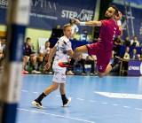 Handball Stal Mielec z trzecią porażką. Starcie z wicemistrzem było bolesną lekcją
