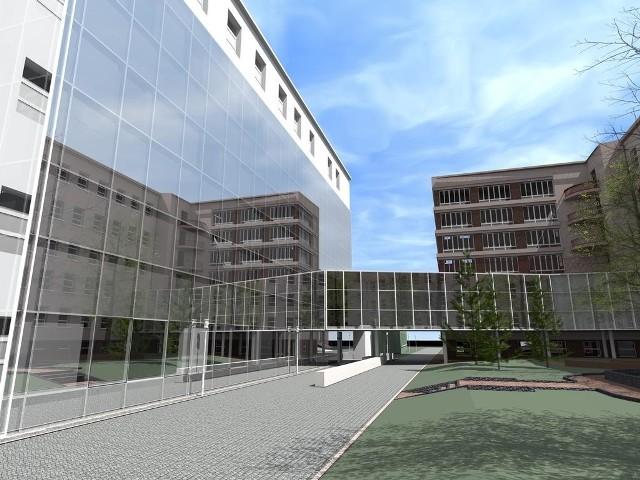 Szpital im. WAM w Łodzi buduje nowe bloki operacyjne. Ponadregionalne Centrum Zabiegowe powstanie do jesieni 2019 roku.