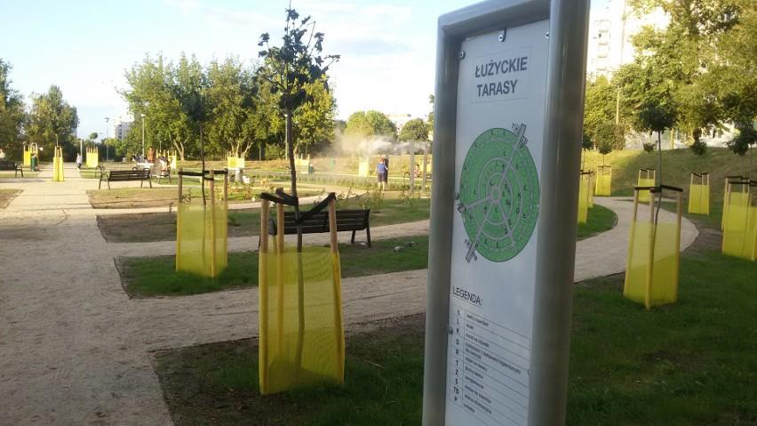 Łużyckie Tarasy to nowe miejsca na zielonogórskiej mapie.