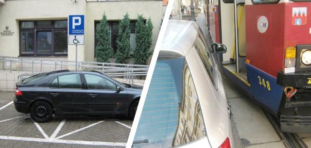 Zobacz mistrzów parkowania w Bydgoszczy. Więcej zdjęć. Kliknij strzałkę obok zdjęcia lub przesuń je gestem >>>