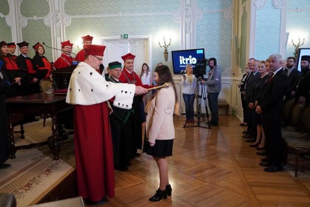 UMB zainaugurował rok akademicki 2019/2020