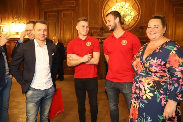 Martyna Pajączek, Rafał Pawlak, Przemysław Kita, Daniel Tanżyna