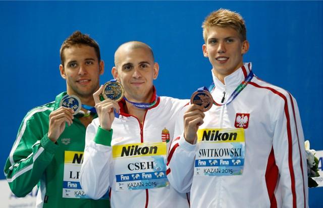 Jeśli w Rio się nie powiedzie, rodzina dalej będzie kochała mnie tak samo - żartuje Jan Świtkowski (z prawej)