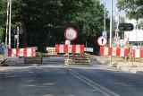 Remonty przejazdów kolejowych. Jedne ulice otwierają, inne zamykają