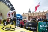 Tour de Pologne 2017: Początek wyścigu w Krakowie!