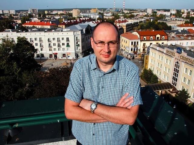 Zawsze uważałem, że branża IT jest szansą na rozwój Białegostoku – mówi Karol Przybyszewski. Właśnie uruchamia centrum developerskie firmy QBurst