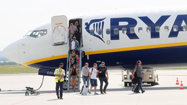 Ryanair odwołał kolejne loty.  Wycofał ponad 100 połączeń