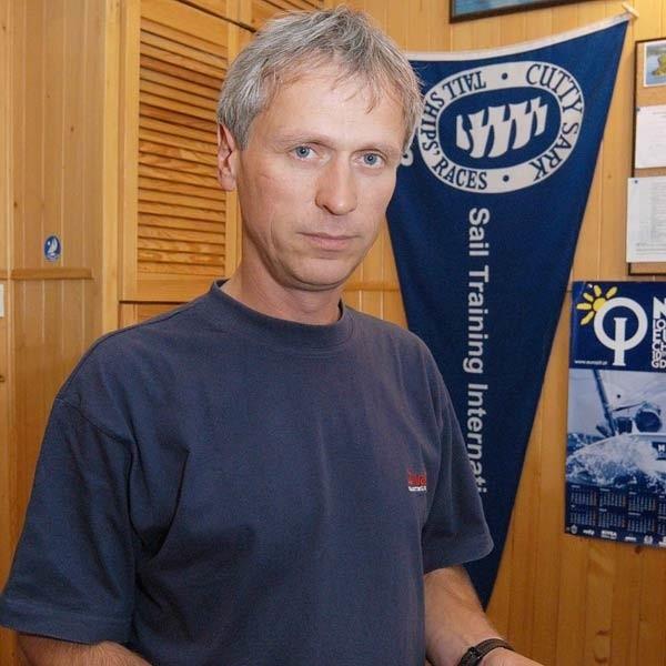 Mariusz Piechnik: Ruszamy w morze!
