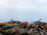 Punkt składowania odpadów w Białymstoku