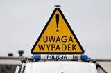 Wypadek na A2 w kierunku Warszawy 17.04.19 Trzy osoby ranne. Utrudnienia w ruchu, korki