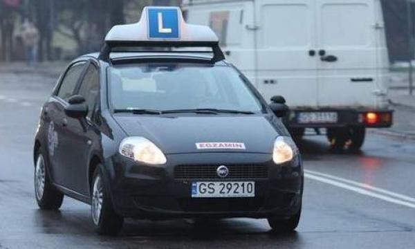 W słupskim WORD trzeba dopłacić do nowego egzaminu na prawo jazdy