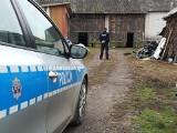 Rogawka: Na terenie jednej z posesji znaleziono pocisk artyleryjski. Trwa ewakuacja okolicznych mieszkańców [ZDJĘCIA]