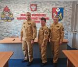 Strażacy z Komendy Wojewódzkiej PSP w Rzeszowie testowali nowe mundury [ZDJĘCIA]
